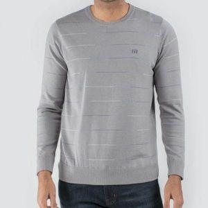 Travis Mathew - Grey Golf Sweater